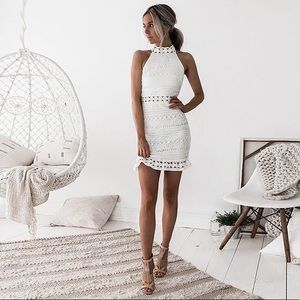 Dresses & Skirts - Brand new lace white dress